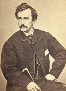 John Wilkes Booth, beloved son and brother, actor, and assassin