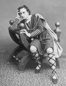 Edwin Booth as Hamlet, 1870