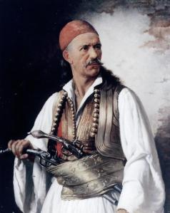 Dimitrios Makris (1772- 1841) - Greek Independence Fighter of the 1821