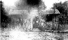 Casa dos Norris, one of the first Confederado families
