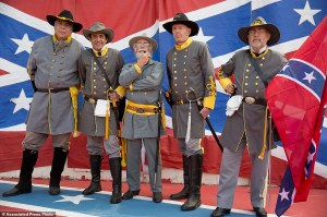 Male Confederado  descendants