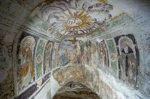 Monastery of Saint Onofrio (Gentile da Rocca, 13th century)