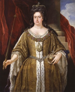 Anne, Queen of Great Briton (b. 1665, r. 1702-1714)