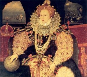 Elizabeth I Armanda Portrait, 1588