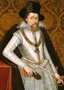 James I of England & VI of Scotland
