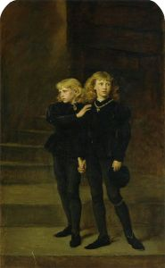 The Princes in the Tower, John Everett Millais, 1878