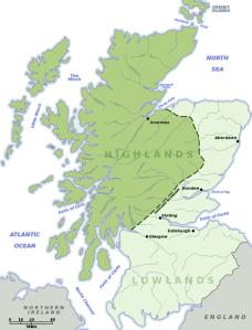 Scottish Highlands_lowlands