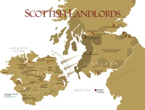 Scottish Undertakers migration to Ireland
