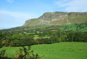 Ulster region near Connacht