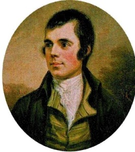 "Robert ""Rabbie"" Burns"