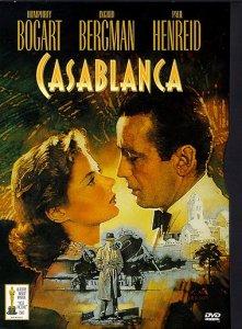 casablanca movie cover