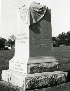73rd OVI Monument By National Park Service photographer