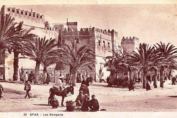 Sfax ramparts