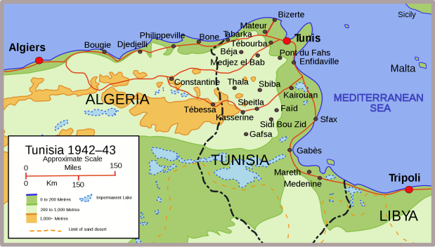 Tunisia 1942-1943