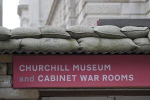 war rooms entrance