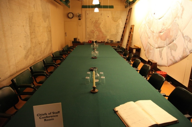 war rooms map room 3 chief of staff conf room
