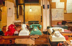 war-rooms telephones