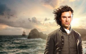 Aiden as poldark