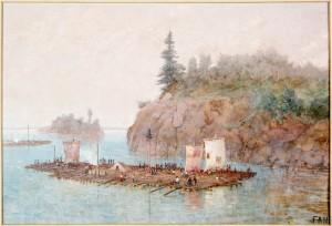 FAHopkins_Lumber_Raft