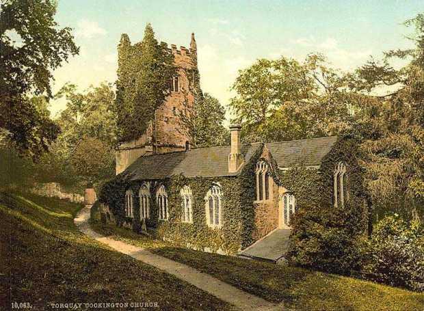 Devon, Cockington, Church