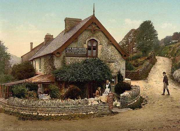 Devon, Lee, Old Post Office