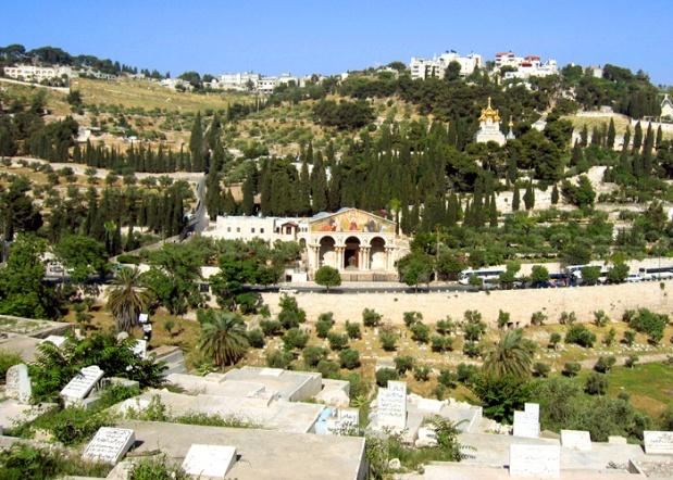 Mount-Olives
