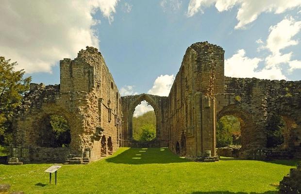 shropeshire lilsall abbey