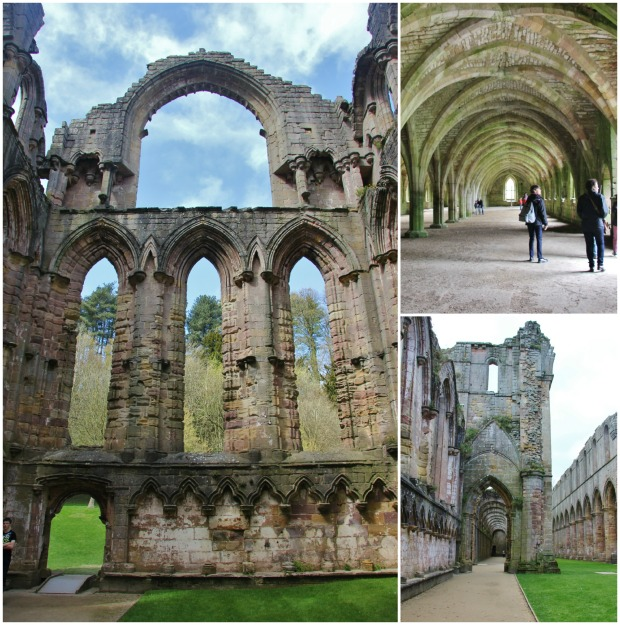 Fountains-Abbey-ruins-Yorkshire