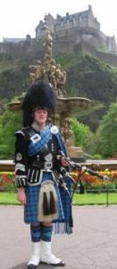 Kingussie piper Glyn Morris_0