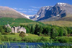 scotland Ben Nevis