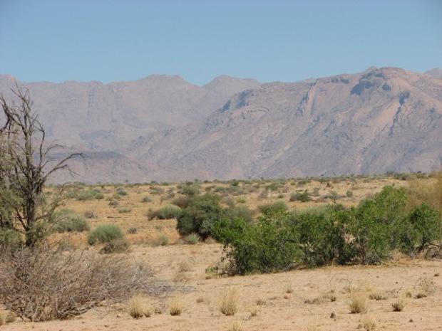 namibia mountains