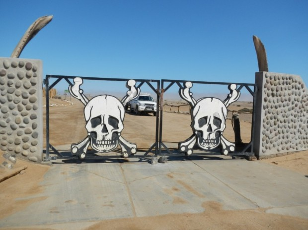 skeleton coast gates