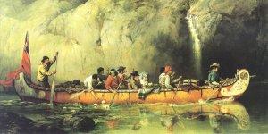 Hudson's Bay Company Voyageurs