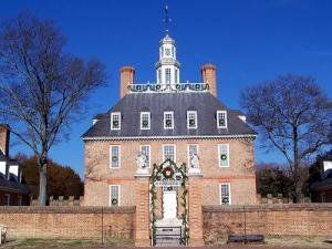 Col willms gov palace