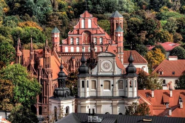 History_classic Vilnius