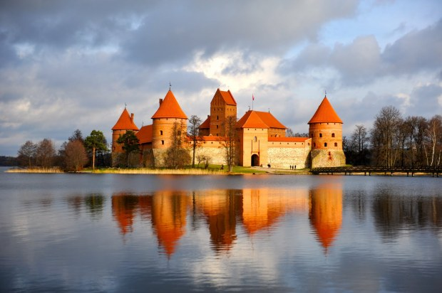 History_Trakai castle