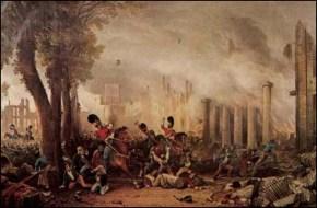 The Riot in Queens Square, Bristol 1831