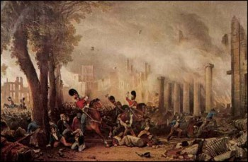 The Riot in Queens Square, Bristol 1831