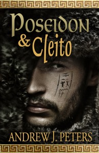 Poseidon & Cleito Book Cover published by EDGE-Lite 2016