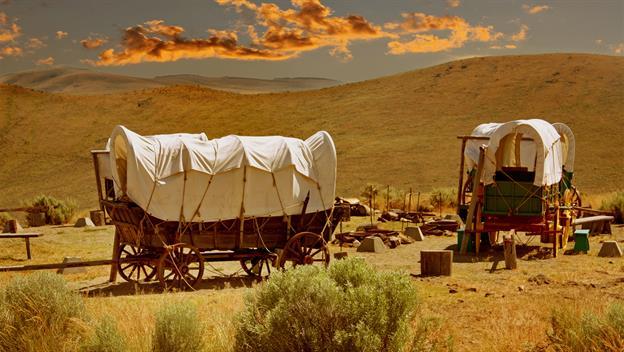 Amazon.com: The Oregon Trail: Adventures along the Oregon Trail ...