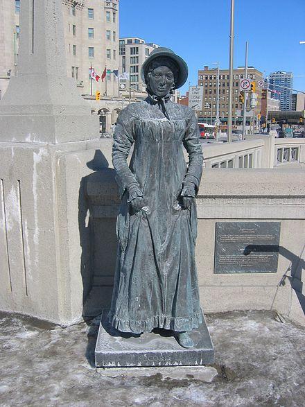 440px-Laura_Secord_statue