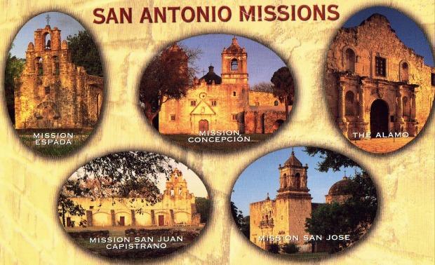SA missions