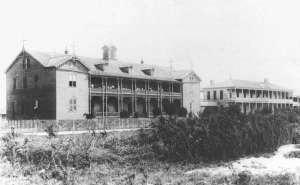 Galveston orphanage b4 storm