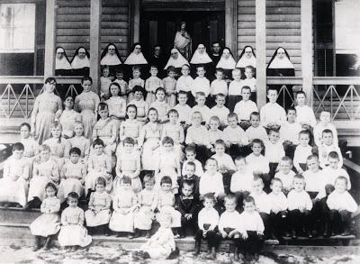 orphanage at St. Mary Galveston