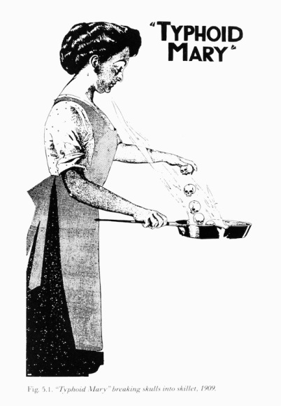 Typhoid Mary Cooking