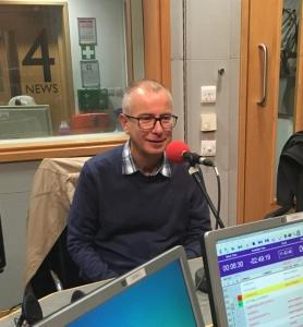 Tony Radio Interview