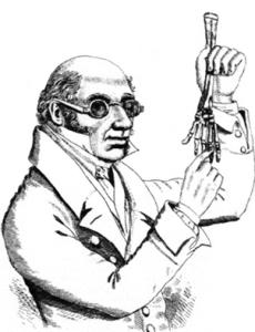 Anatomist Robert Knox