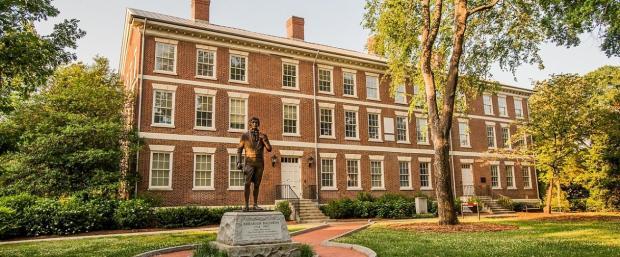 UGA oldcollege - Franklin College - Abraham Baldwin ringing bell
