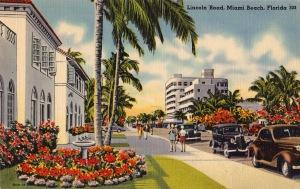 lincoln-road-miami 1940's