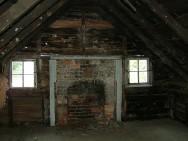 bacons attic servant's room